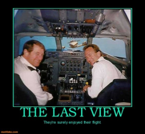 Funny Airline Pilot