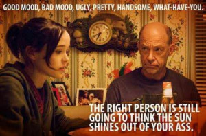 Love this quote from Juno :)
