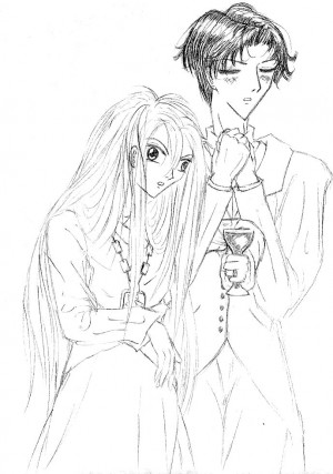 Merope Gaunt And Tom Riddle