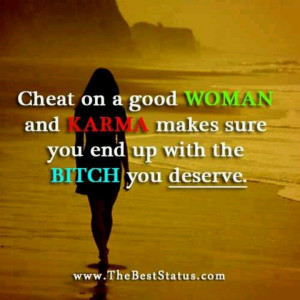 Got that right!I hate cheaters