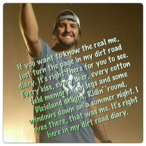 Road Diary - Luke Bryan: Country Stuff, Country Music, Luke Bryans ...