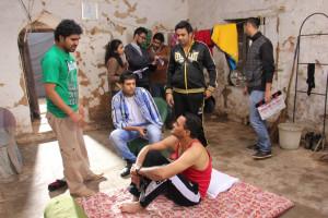 Aashiqui Not Allowed Movie Shooting Stills