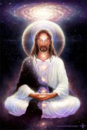 Cosmic consciousness christ
