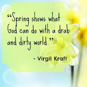 Spring Quotes | Quotation Inspiration