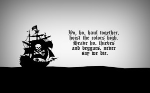Cool Pirates Quotes Wallpaper HD 8271