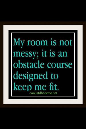 Funny Quotes About Messy Desks. QuotesGram