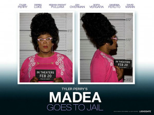 ... Pack (Feb, 2009) - Comedy Films : Madea Goes to Jail Wallpaper 15