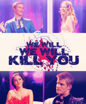 We will kill you