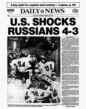 It's hard to believe it's been 30 years since the 'Miracle on Ice ...