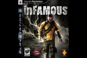 Infamous video game Picture Slideshow