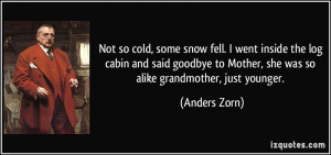 So Cold Quotes