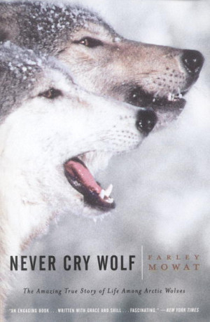 Teen Book Review: Never Cry Wolf