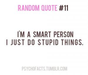 smart person quote