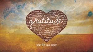 Recent studies have concluded that the expression of gratitude can ...