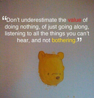 Wise Winnie the Pooh quotes10 Funny: Wise Winnie the Pooh quotes