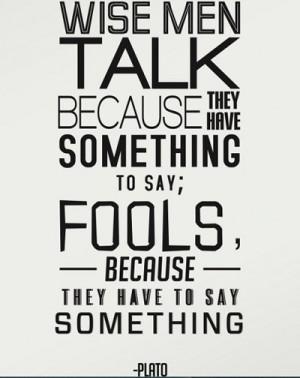 Plato Picture Quote