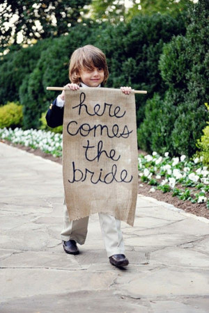 Wedding Quotes: Here Comes the Bride