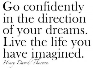 Henry david thoreau, quotes, sayings, live, life, positive