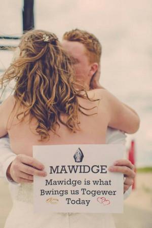 The Princess Bride wedding quote