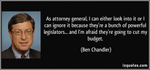 More Ben Chandler Quotes