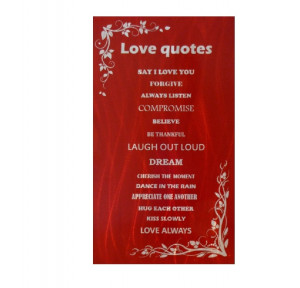 Home / Inspirational Signs / Love Quotes Inspirational Sign