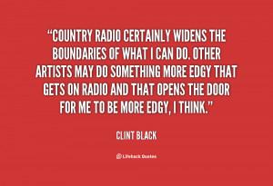 country radio quote 2