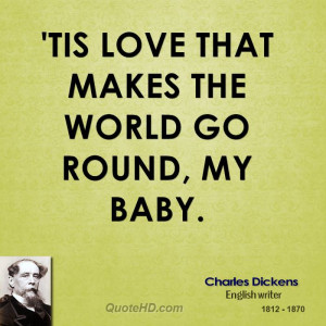 Related Pictures charles dickens i love little children and it is not ...