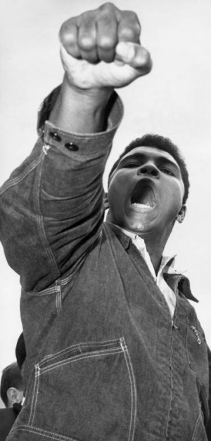 ... so mean I make medicine sick' – Muhammad Ali's greatest quotes