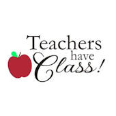 Teachers Have Class Vinyl Wall Sticker ($27)