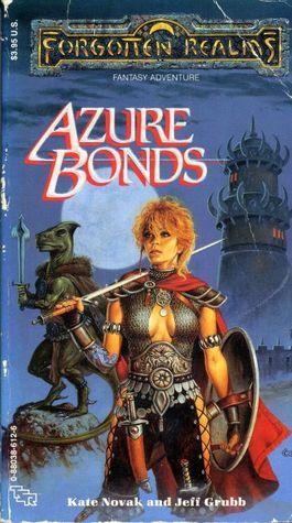"""Start by marking """"Azure Bonds (Forgotten Realms: Finder's Stone, #1 ..."""