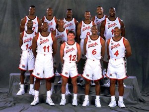 DREAM TEAM to be inducted into Basketball HOF this summer