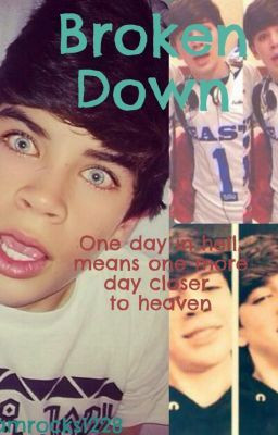 broken down hayes grier magcon fanfic
