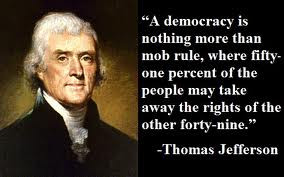 "Democracy"" and the Dismantling of Our Republic"
