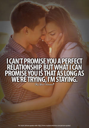 Relationship Don't Need Promises