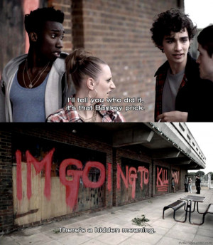 Misfits Quotes My favorite quote: