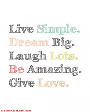 How To Live A Happy Fulfilling Life Funny Cute Quote On Life