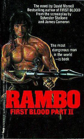 "Start by marking ""Rambo: First Blood, Part II"" as Want to Read:"