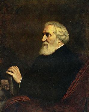 Ivan Turgenev (born 9 November, 1818; died 3 September, 1883 ...