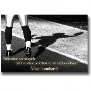 Vince Lombardi Quote