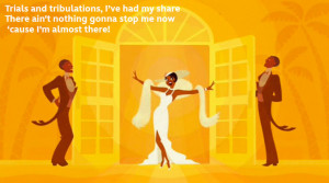 princess and the frog love quotes