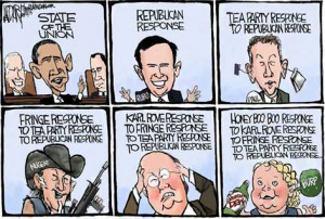 State of the Union Republican Response, Response, Response Boo Boo ...