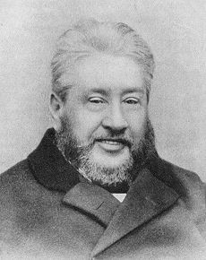 More Charles H Spurgeon images: