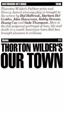 Our Town (1989) Poster