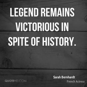 Sarah Bernhardt Critical Essays