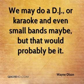 Karaoke Quotes