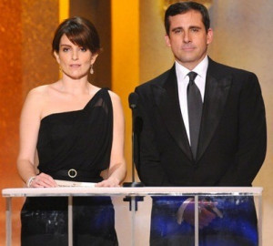 ... : News & Quotes; Jobs Date Night stars Tina Fey and Steve Carell Ergo