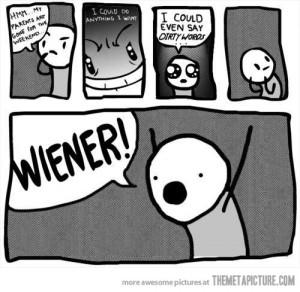 Funny photos funny dirty words wiener