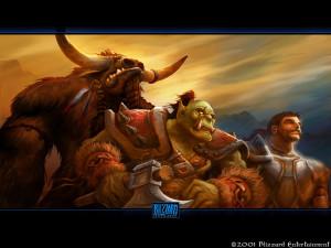 WORLD OF WARCRAFT обзор онлайн игры (2 часть)