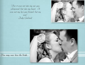 Love Quotes And Sayings For Your Wedding Album ~ Wedding Inspiration ...