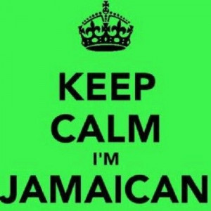 jamaican #keepcalm